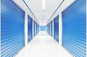 Self Storage Units Interior