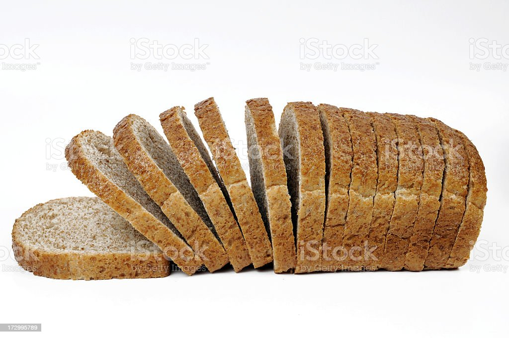 Selice Brown Bread royalty-free stock photo