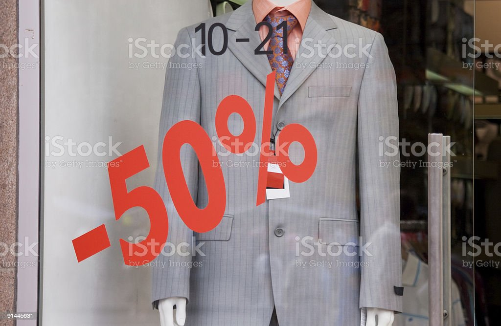 Sell concept royalty-free stock photo
