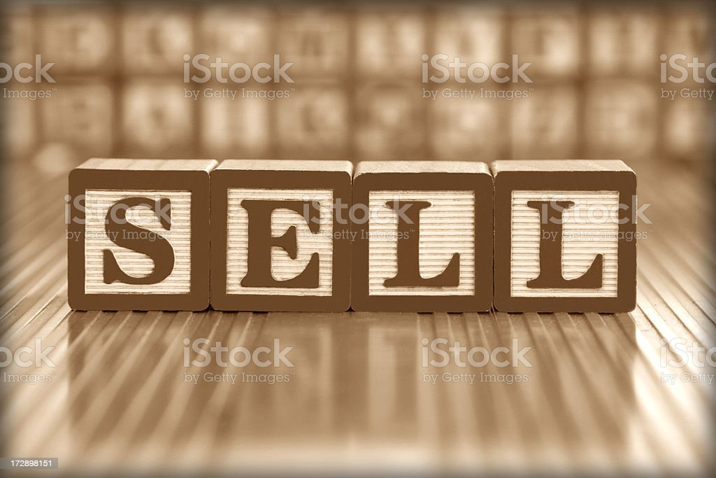 sell royalty-free stock photo
