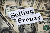 selling frenzy