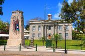 Senate of Bermuda or Cabinet Office, Hamilton, Bermuda.