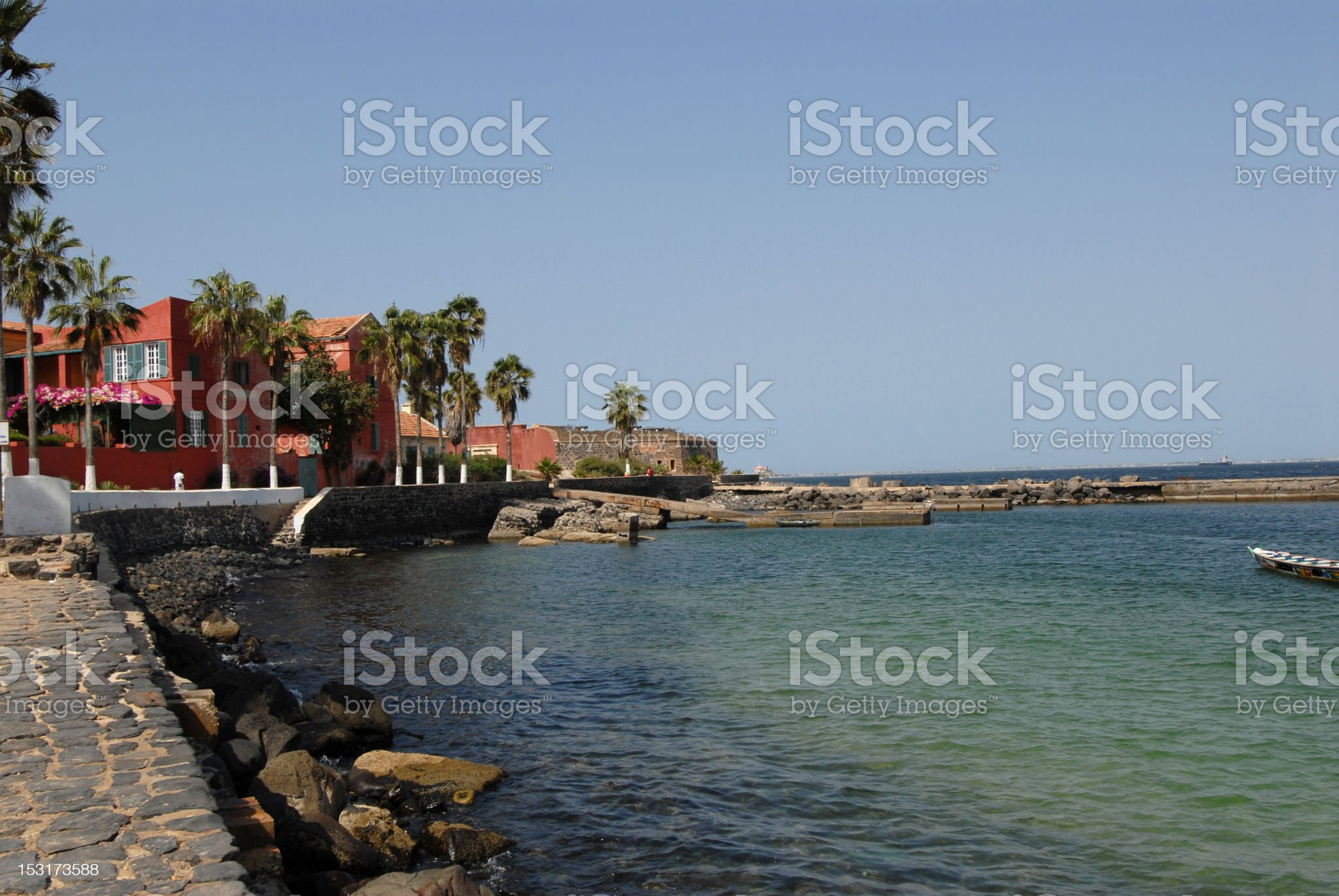 Senegal royalty-free stock photo