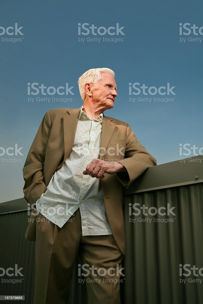 senior adult royalty-free stock photo