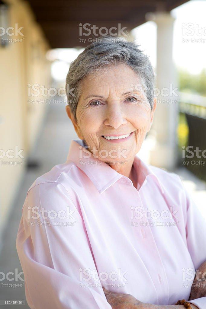 Senior Citizen royalty-free stock photo