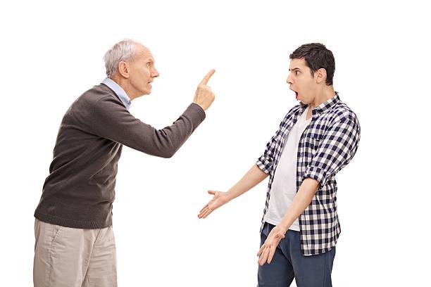 angry father and son ile ilgili görsel sonucu