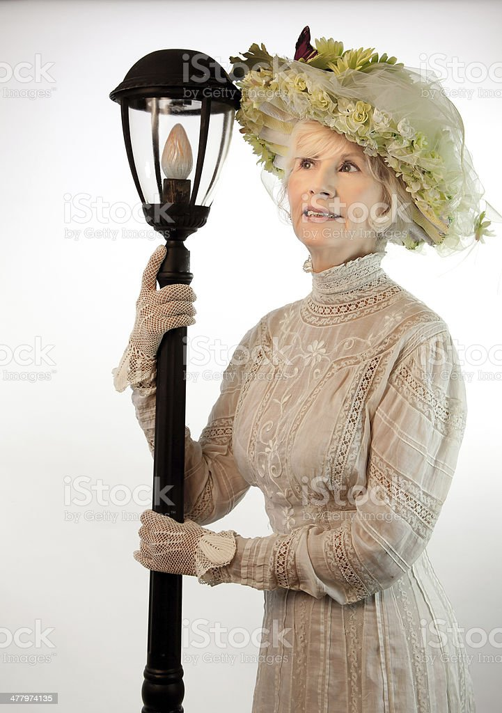 Senior Female royalty-free stock photo