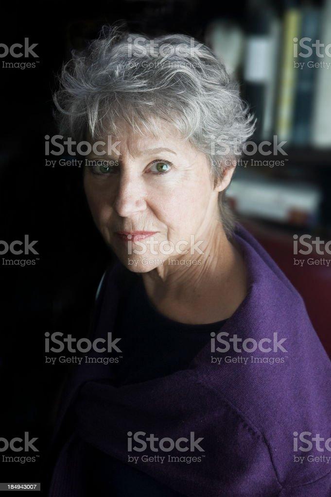 Senior Issues stock photo
