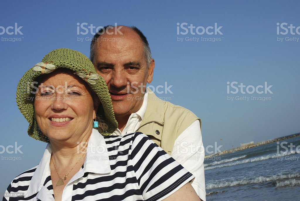 Senior life royalty-free stock photo