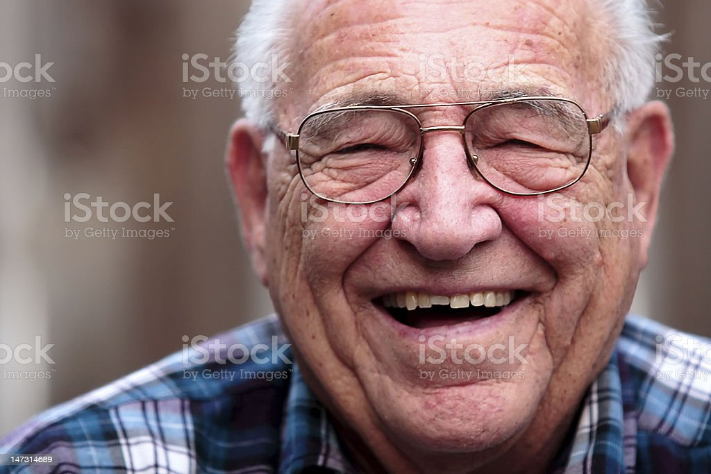 Senior Man 2 stock photo