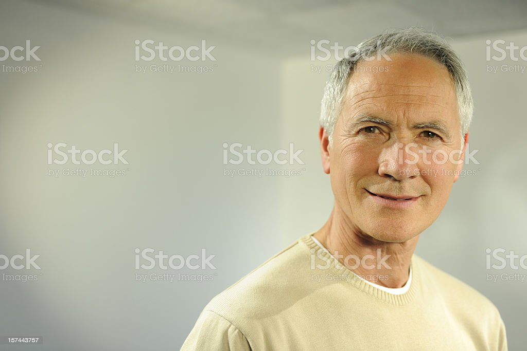 senior stock photo