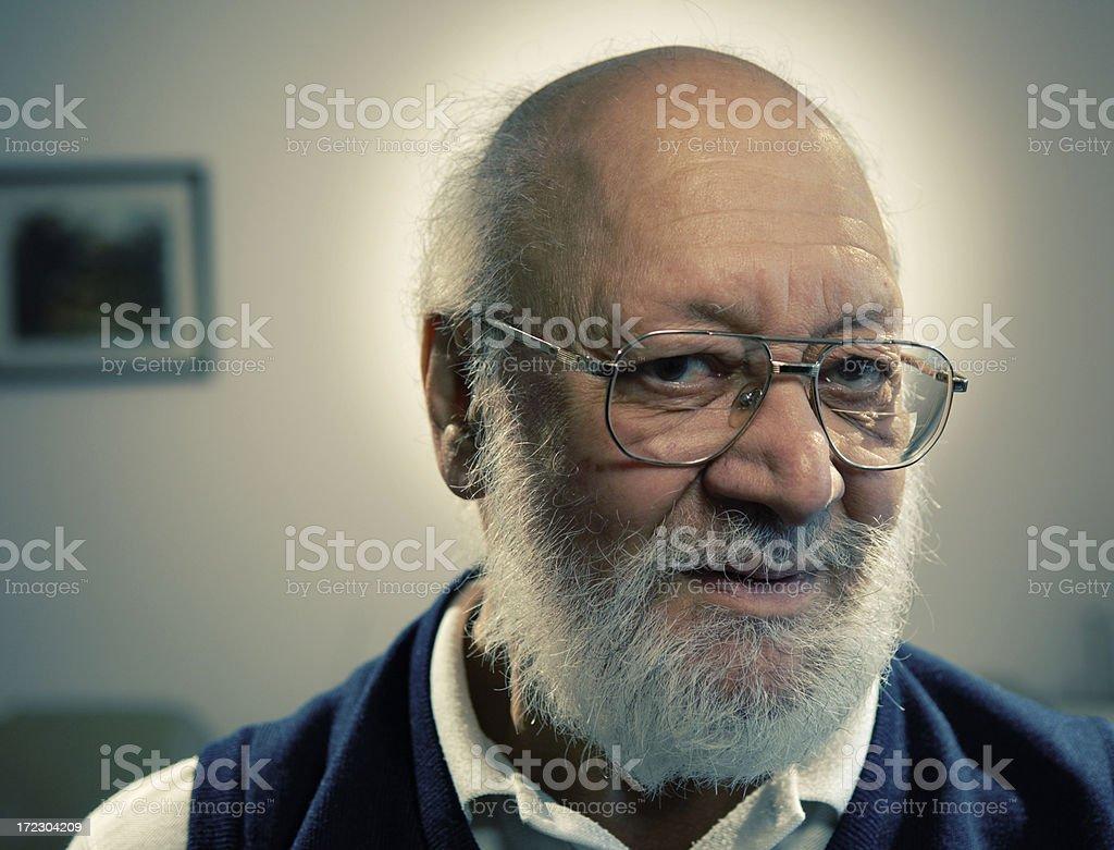 senior portrait series royalty-free stock photo