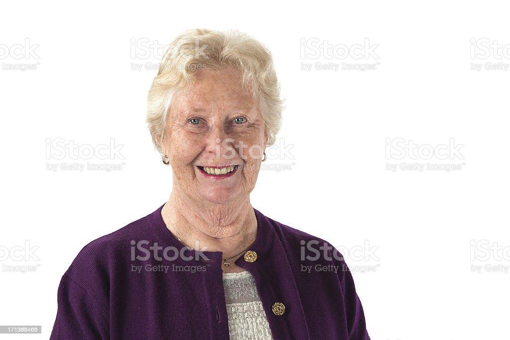 Senior Women royalty-free stock photo
