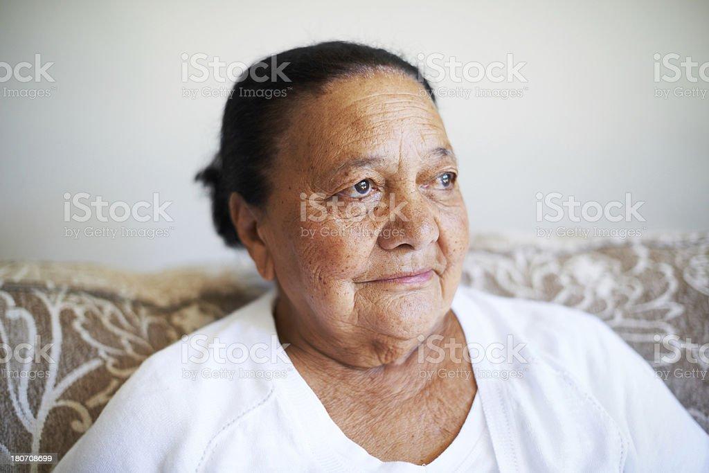 Senior years stock photo