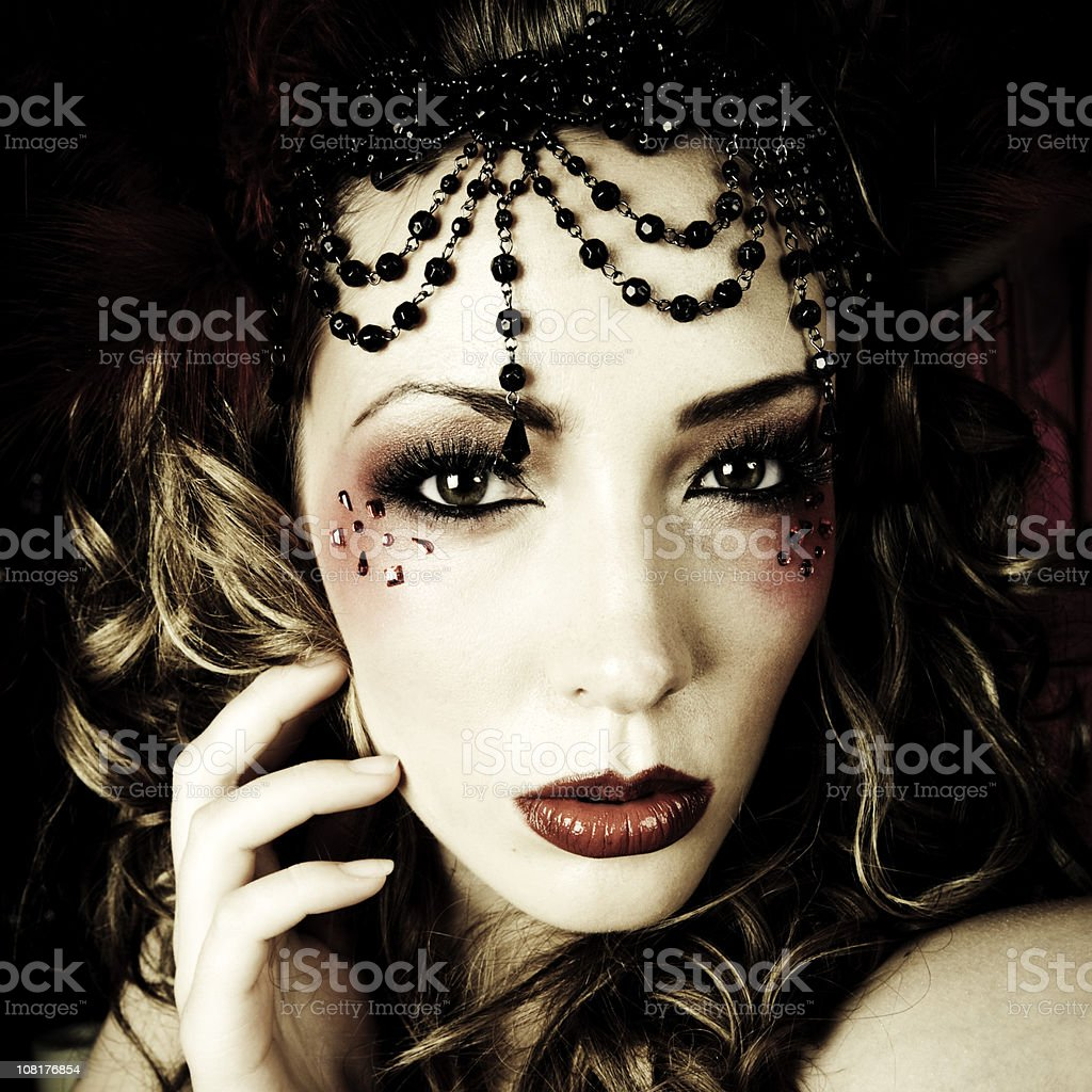 Sense and Sensuality royalty-free stock photo