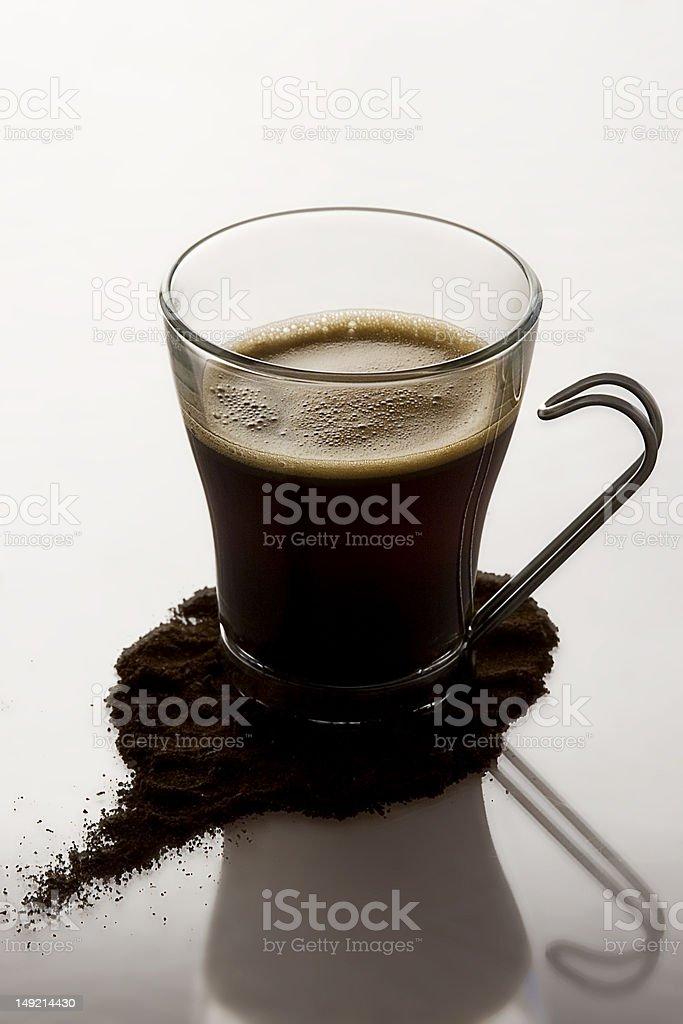 senseo coffee royalty-free stock photo