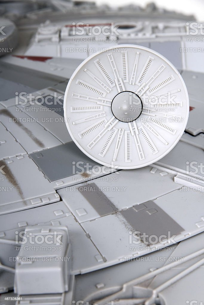 Sensor Dish royalty-free stock photo