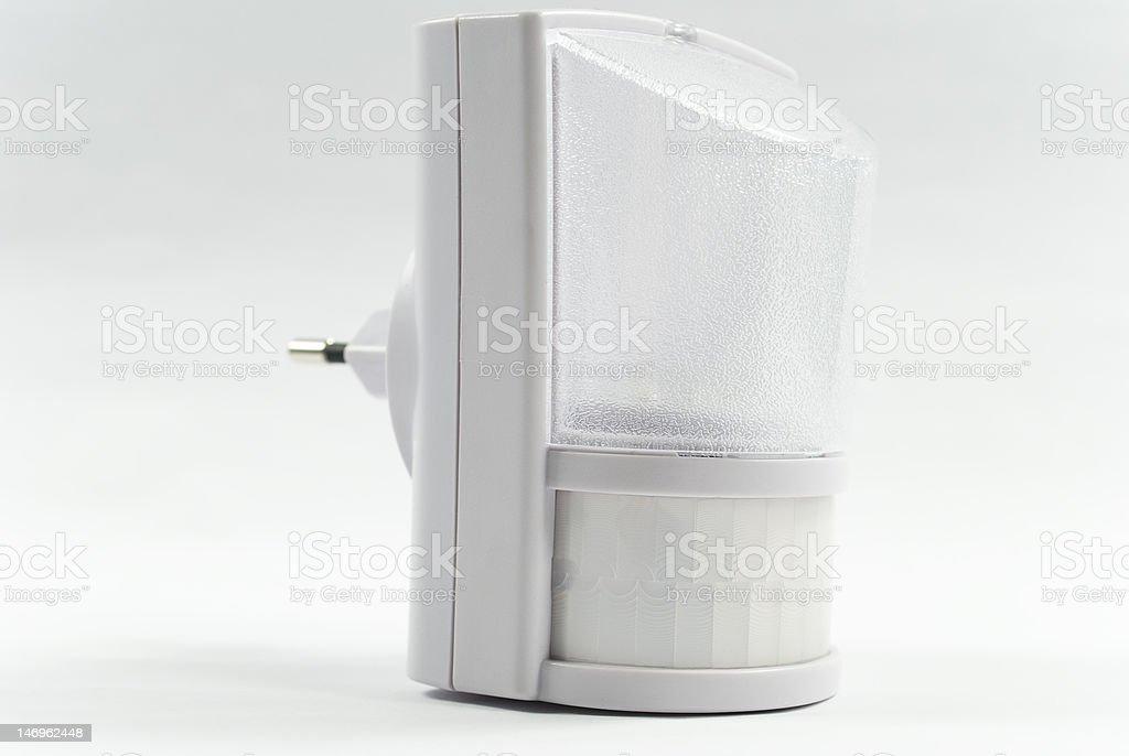 Sensor light royalty-free stock photo