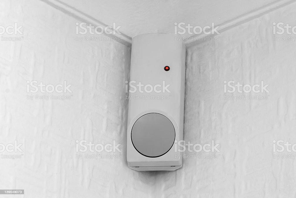 PIR Sensor stock photo