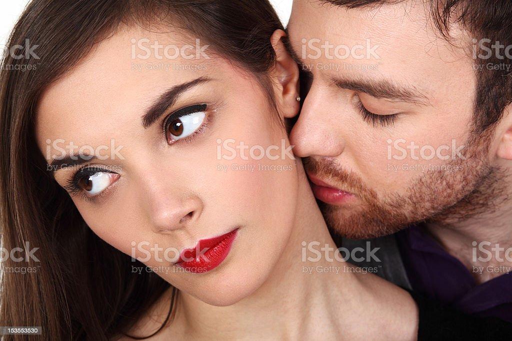 sensual stock photo