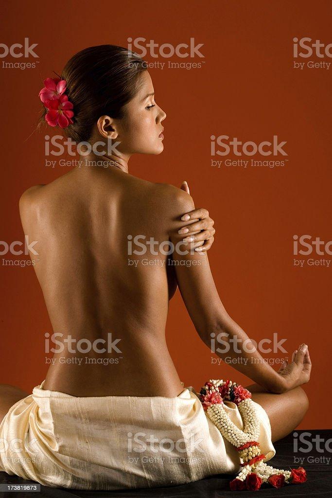 Sensual Woman stock photo