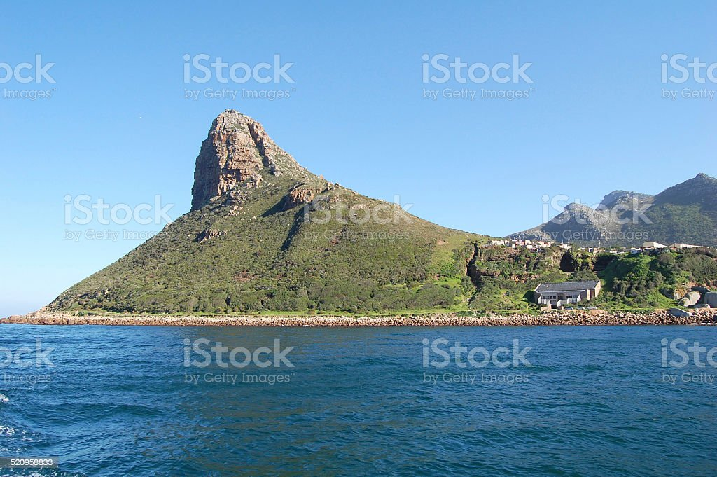 Sentinel Peak stock photo