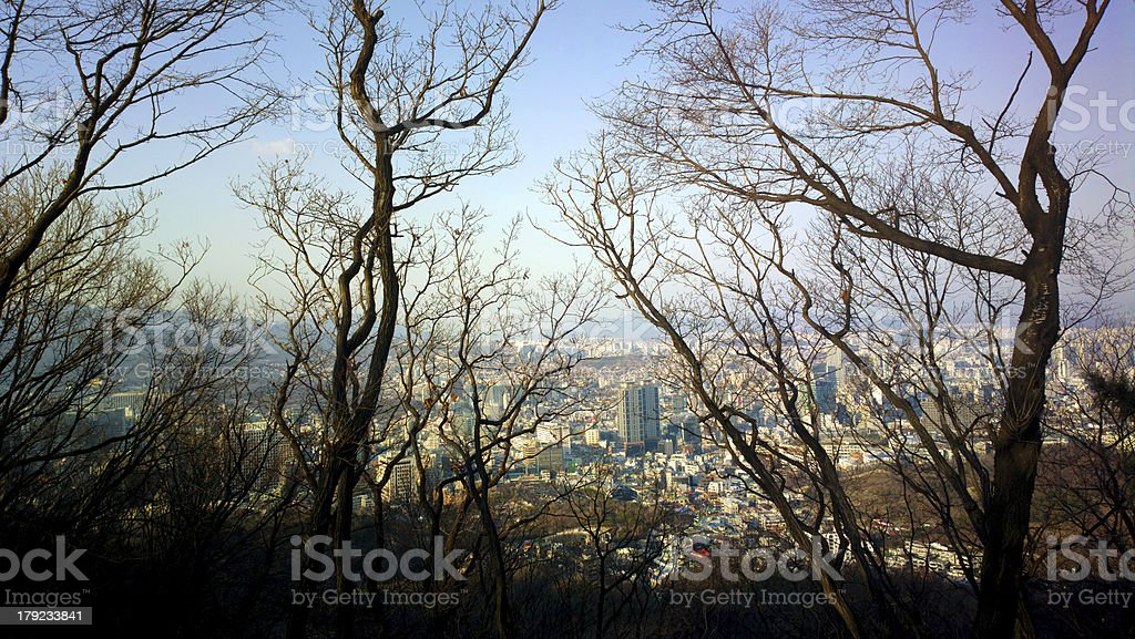 Seoul ?? royalty-free stock photo