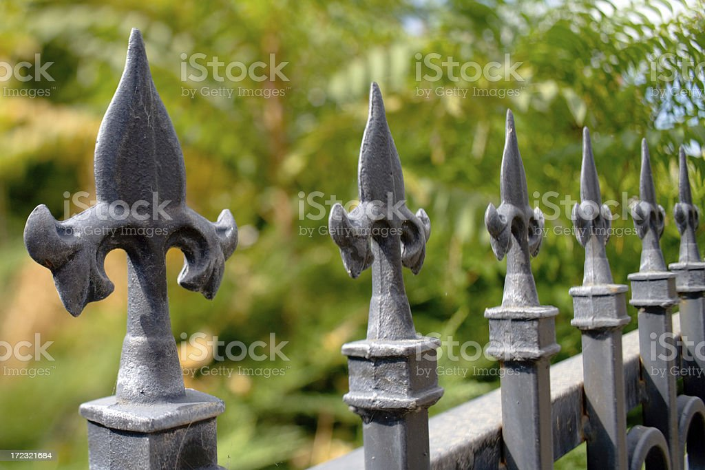 Separated stock photo