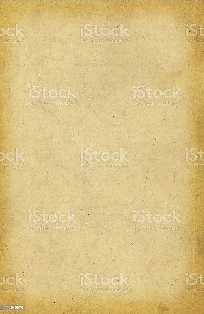 Sepia paper royalty-free stock photo