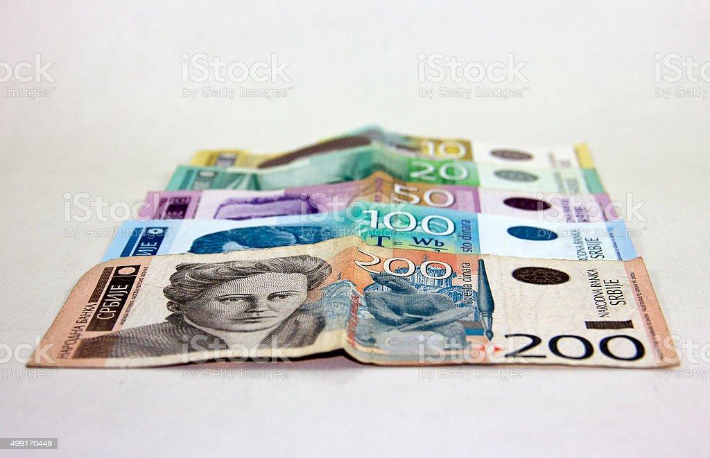 Serbian Dinar Stock Photo 499170448 Istock