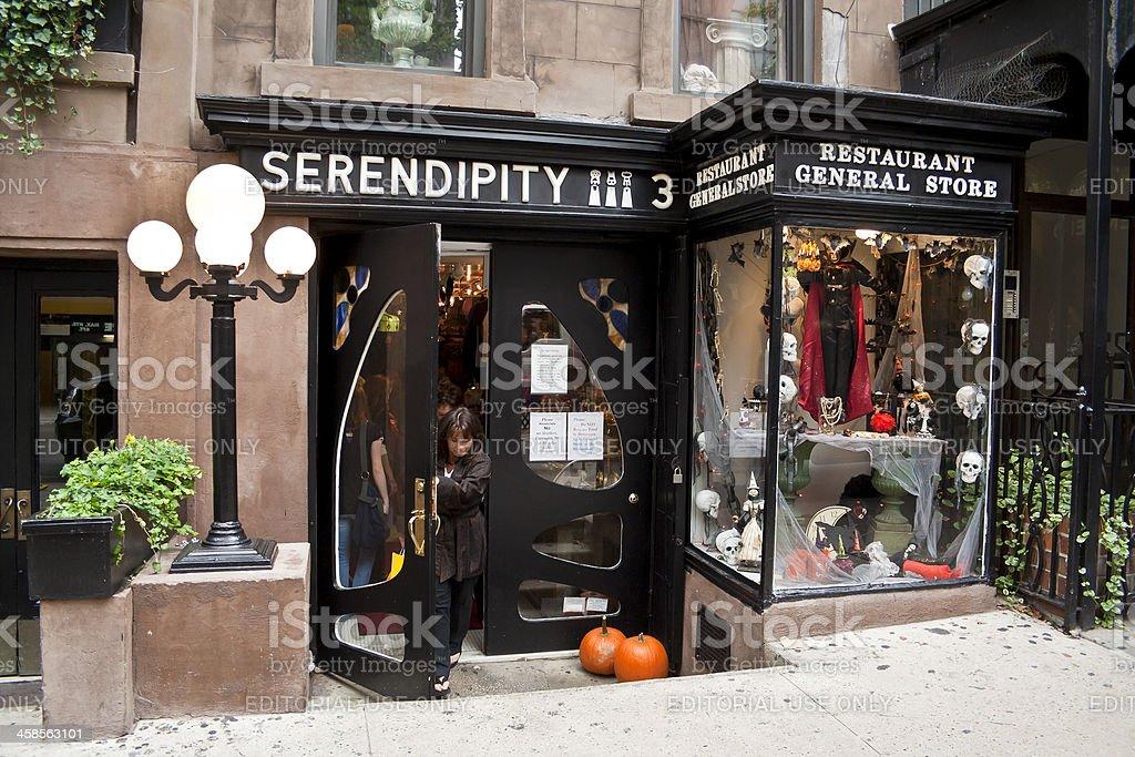 Serendipity 3 Restaurantgeneral Store Upper East Side New ...