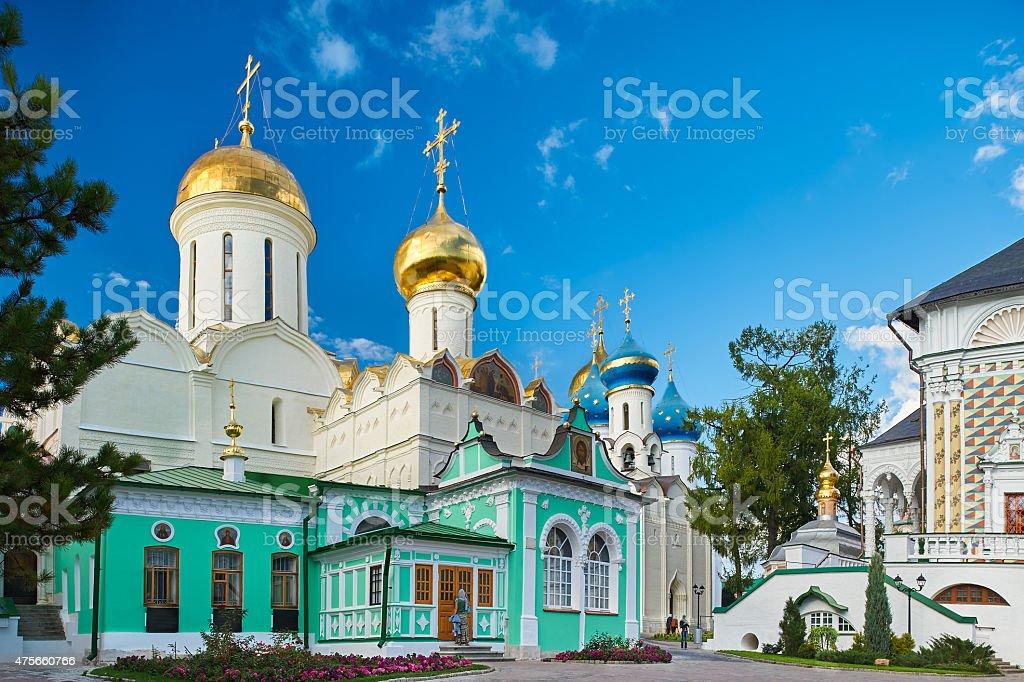 Sergiev Posad stock photo