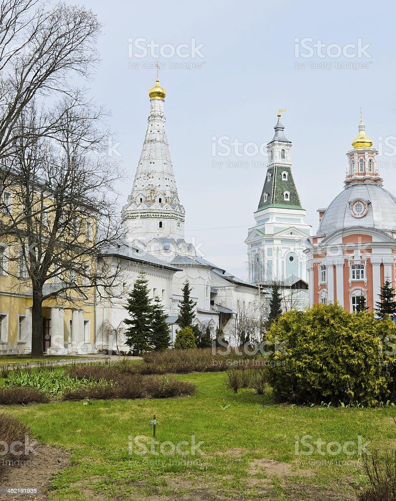 Sergiev Posad, Russia royalty-free stock photo