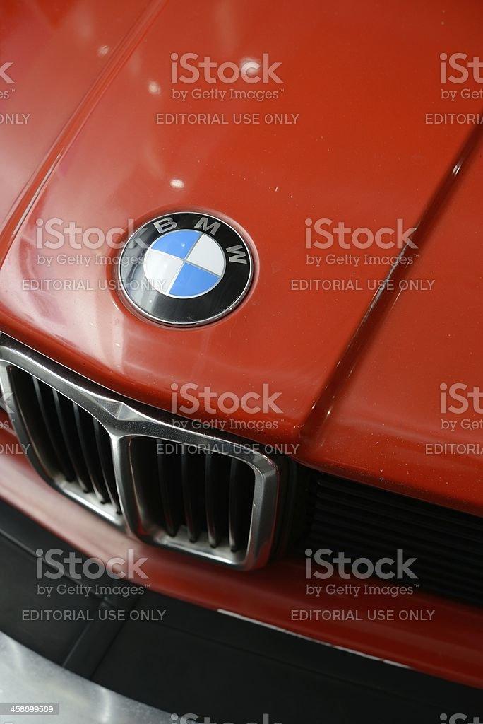 BMW 3 Series (E21) stock photo