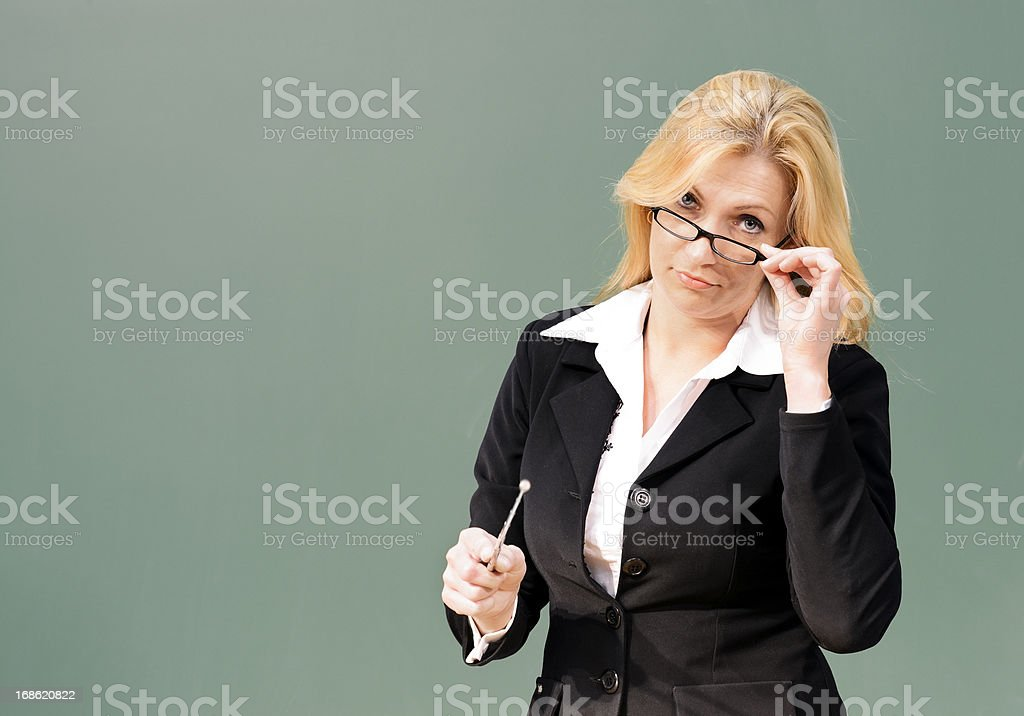 Seriously...really royalty-free stock photo
