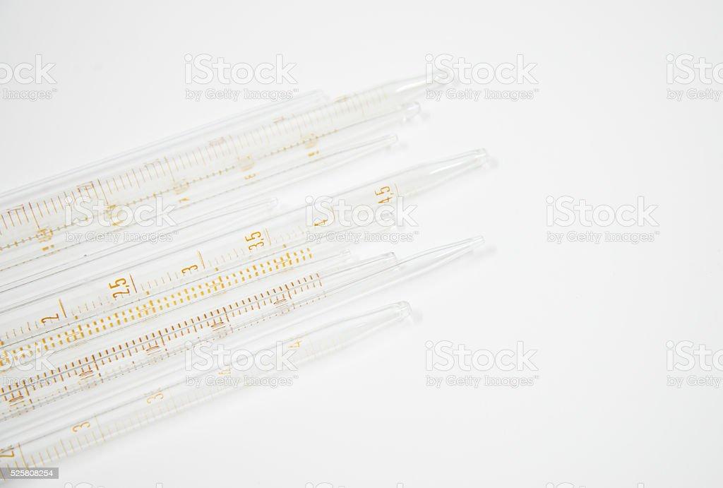 sero pipette stock photo