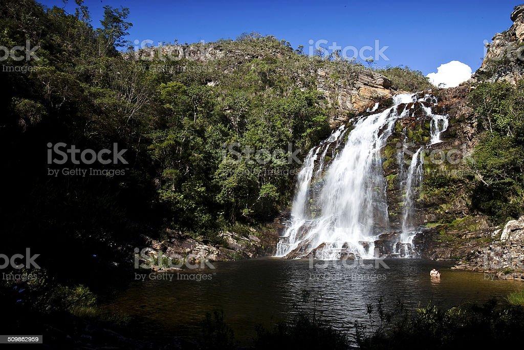 Serra do Cipó stock photo