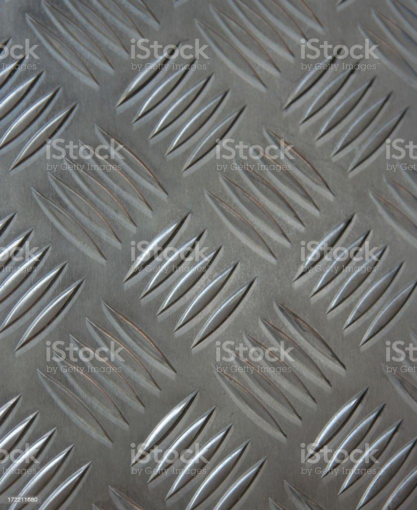 Serrated sheet royalty-free stock photo