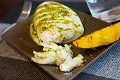 served roasted cuttlefish