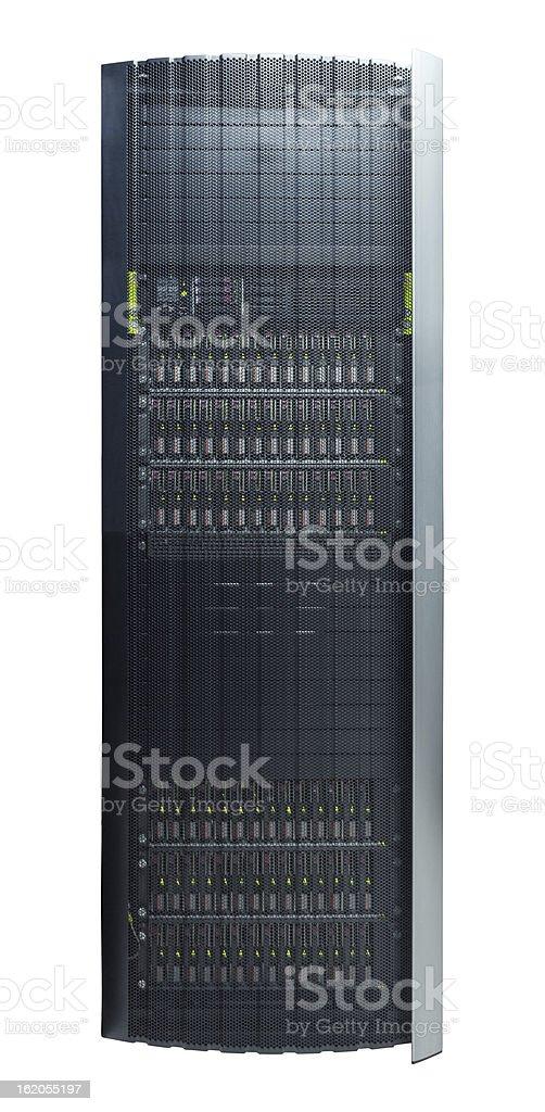 Server : Data Center - Isolated stock photo