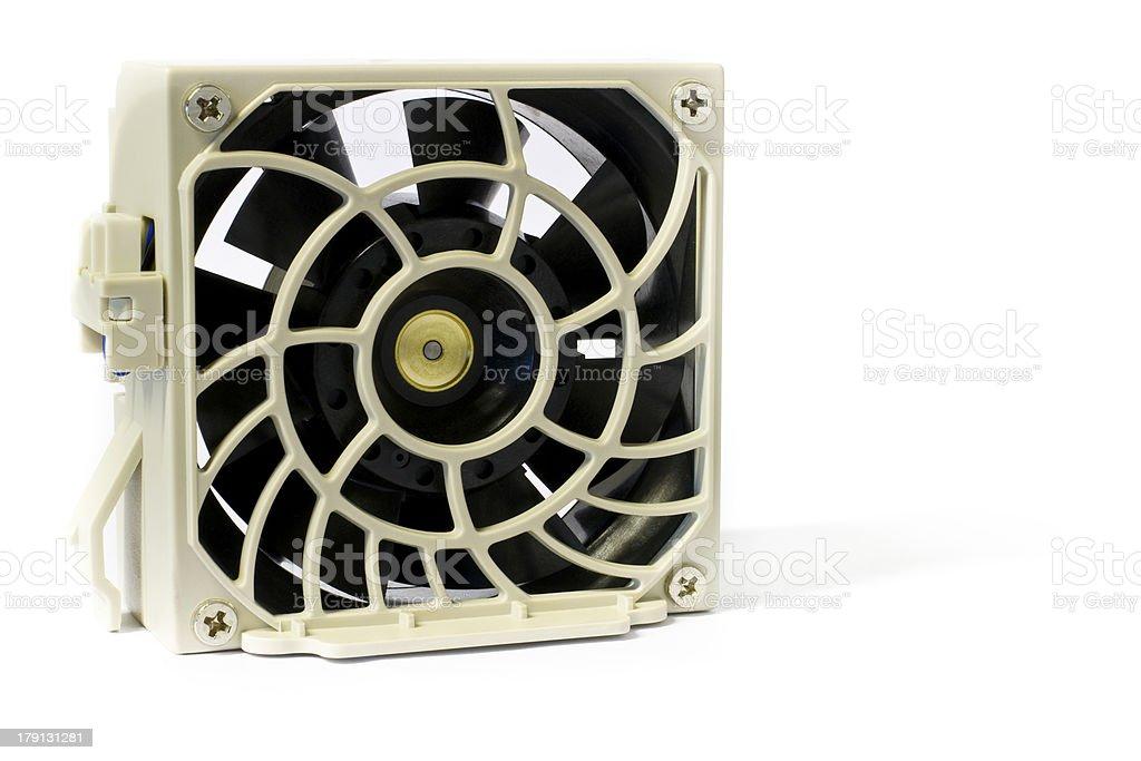 Server Fan royalty-free stock photo