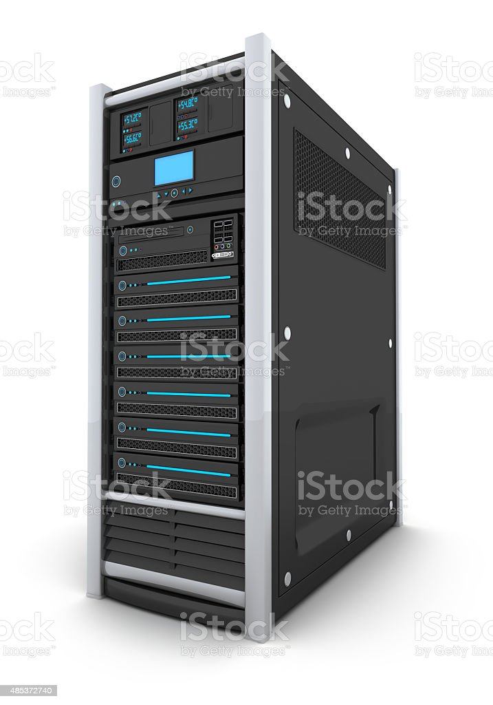 server only stock photo