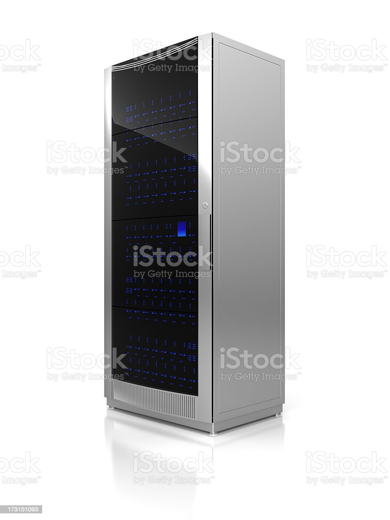server royalty-free stock photo