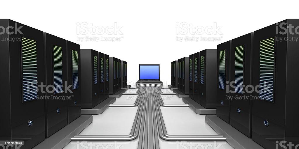 server royalty-free stock photo