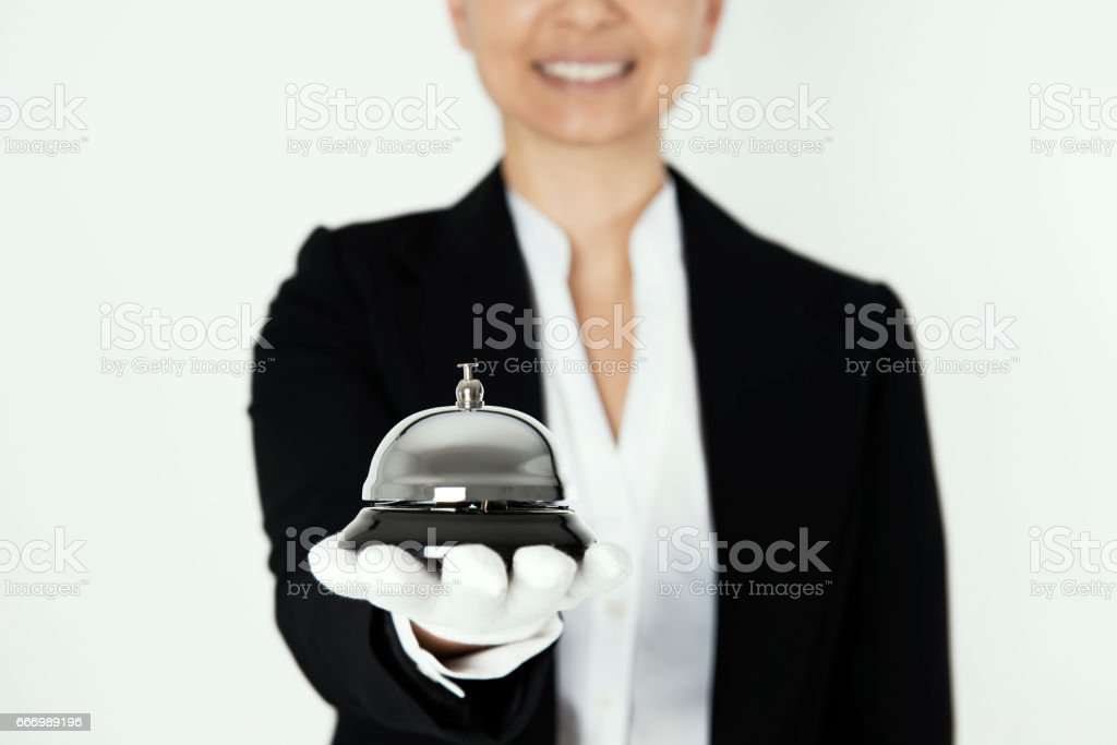 Service Business stock photo