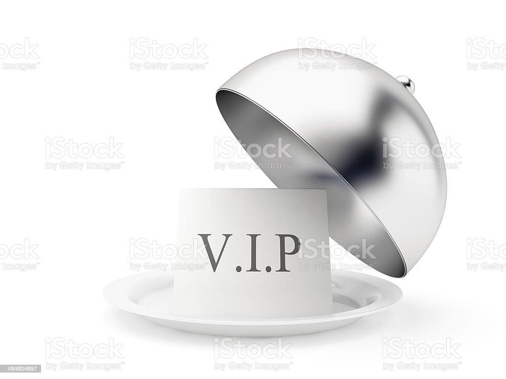 V.I.P Service royalty-free stock photo