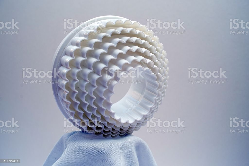 Set of cookie cutters. stock photo