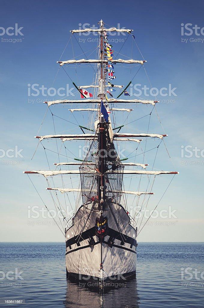 Set Sail royalty-free stock photo