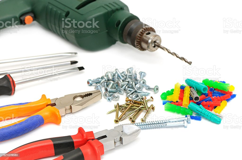 set tool stock photo