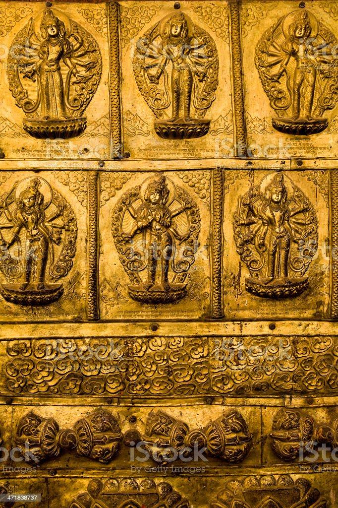 Seto Machhendranath Temple royalty-free stock photo